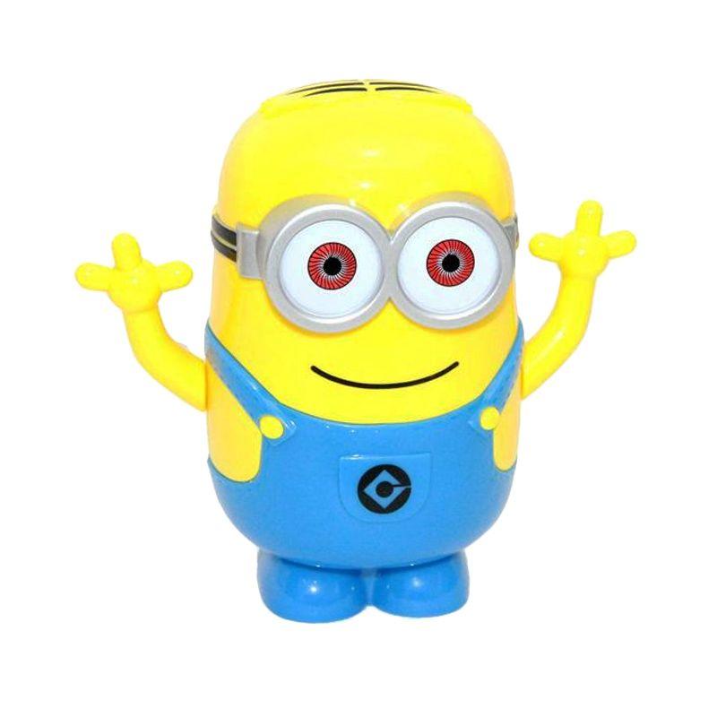 Jack Minion Kuning Lampu