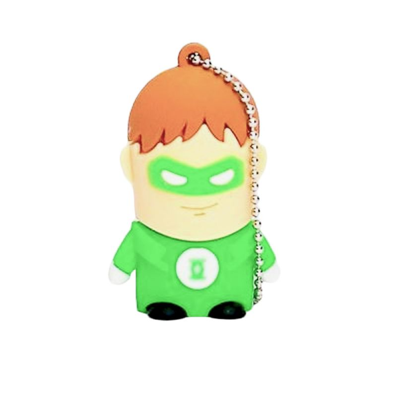Jack Superhero Green Lantern Flashdisk [8 GB]