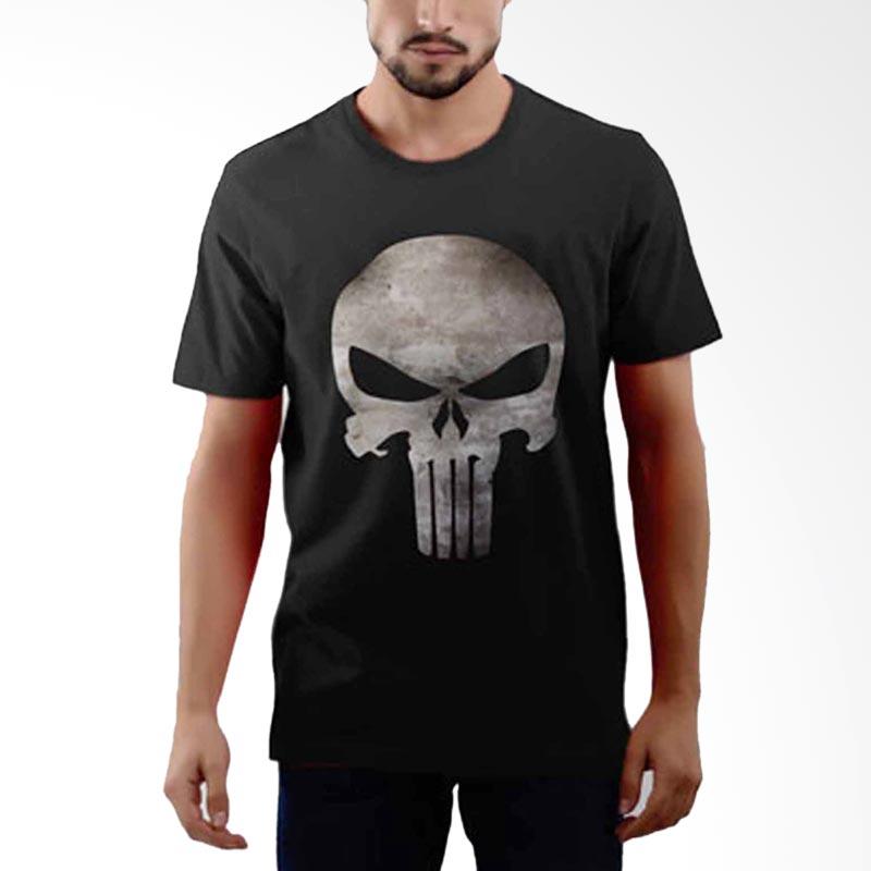 Jackdow Punisher Kaos Distro - Black Extra diskon 7% setiap hari Extra diskon 5% setiap hari Citibank – lebih hemat 10%