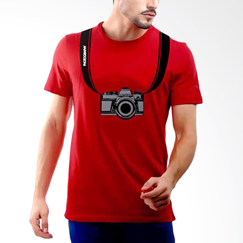 Jackdow T0116 Kaos Distro Desain Fotografi T-Shirt Pria Extra diskon 7% setiap hari Extra diskon 5% setiap hari Citibank – lebih hemat 10%