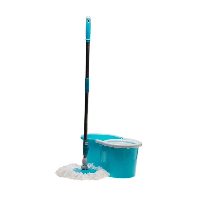 HICEH - Brizzio Magic Mop Spin Mop - Blue