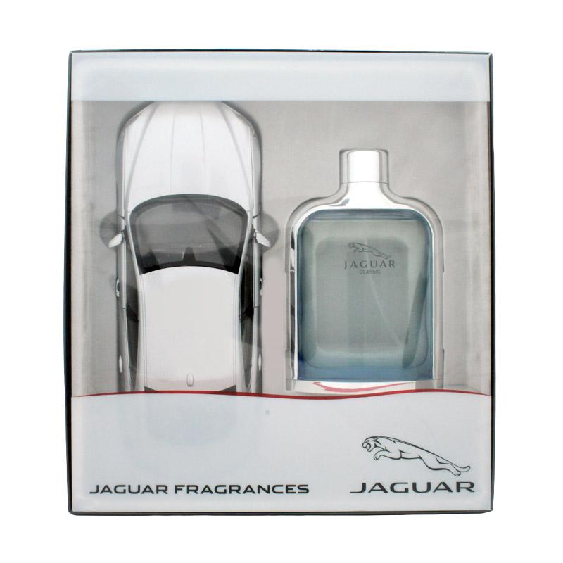 Jual Jaguar Relaunched Man Car Gift Set Edt Parfum 100 Ml Online
