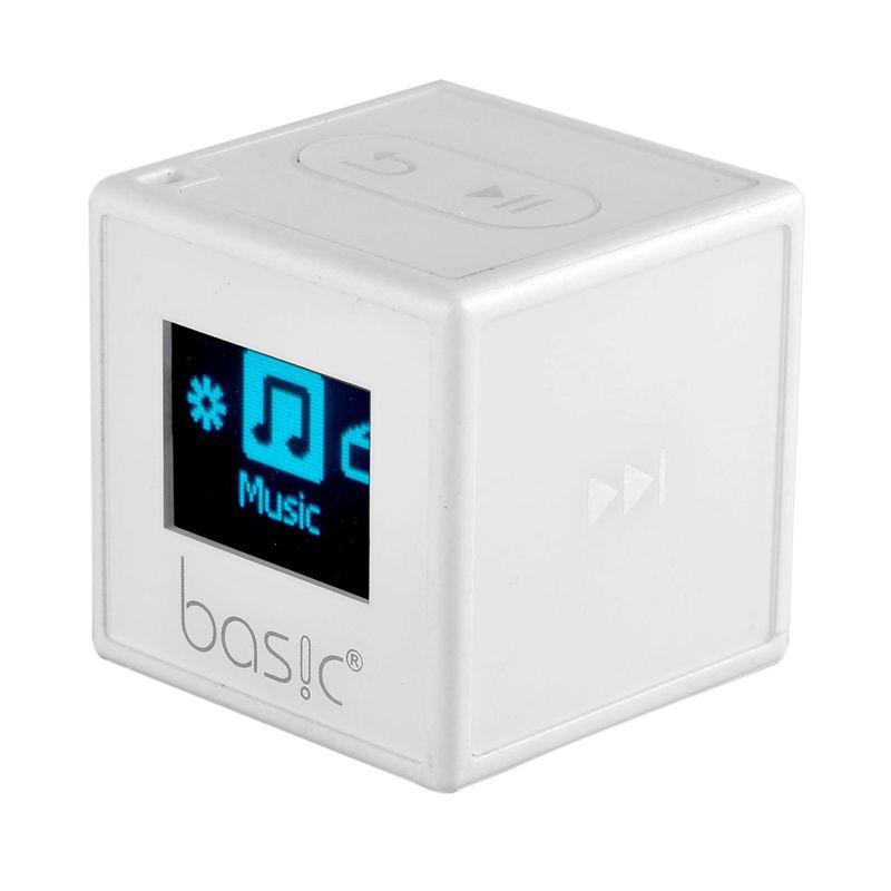 Basic Hifi Digital K3 Putih Audio Player