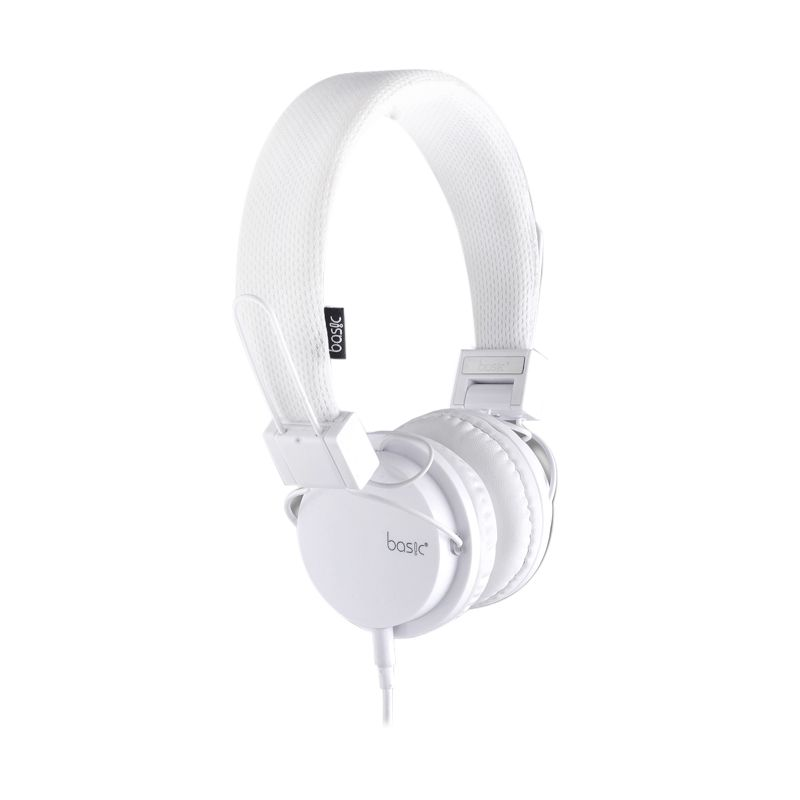 Basic HP-22 Putih Headset