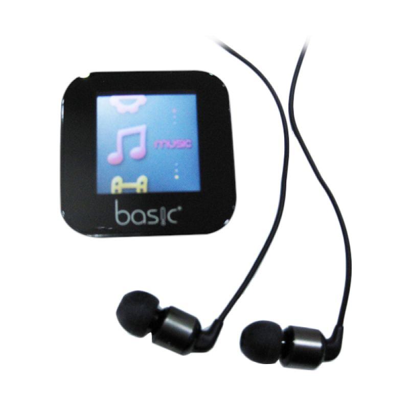 Basic Urban MP4 M 88 Hitam Music Player