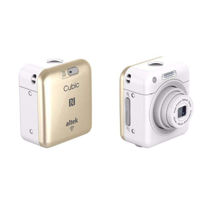 Altek Cubic Gold Wireless Kamera
