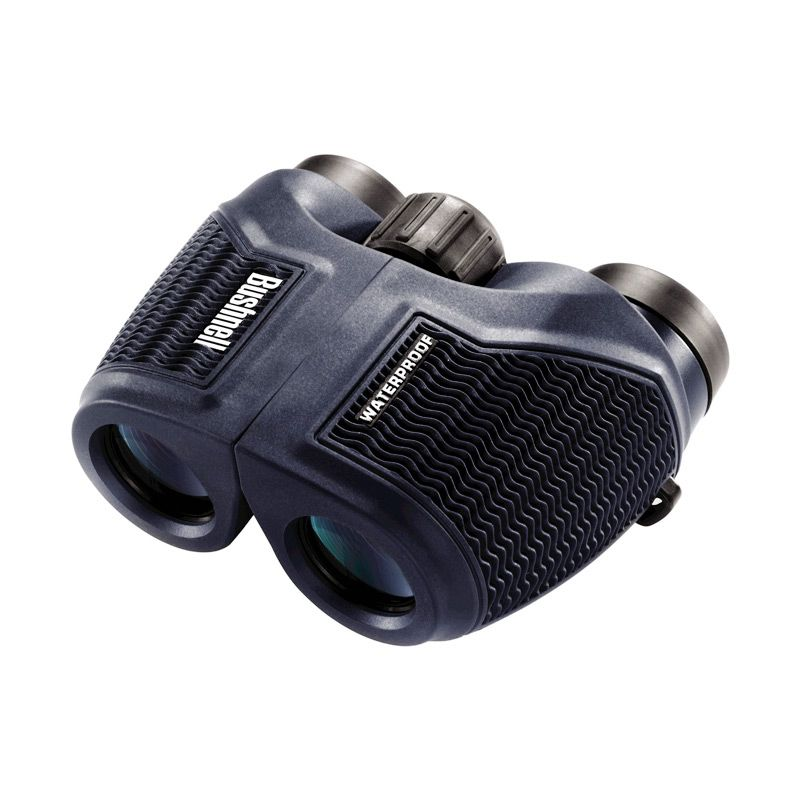 Bushnell Compact Binocular H2O Blue Teropong