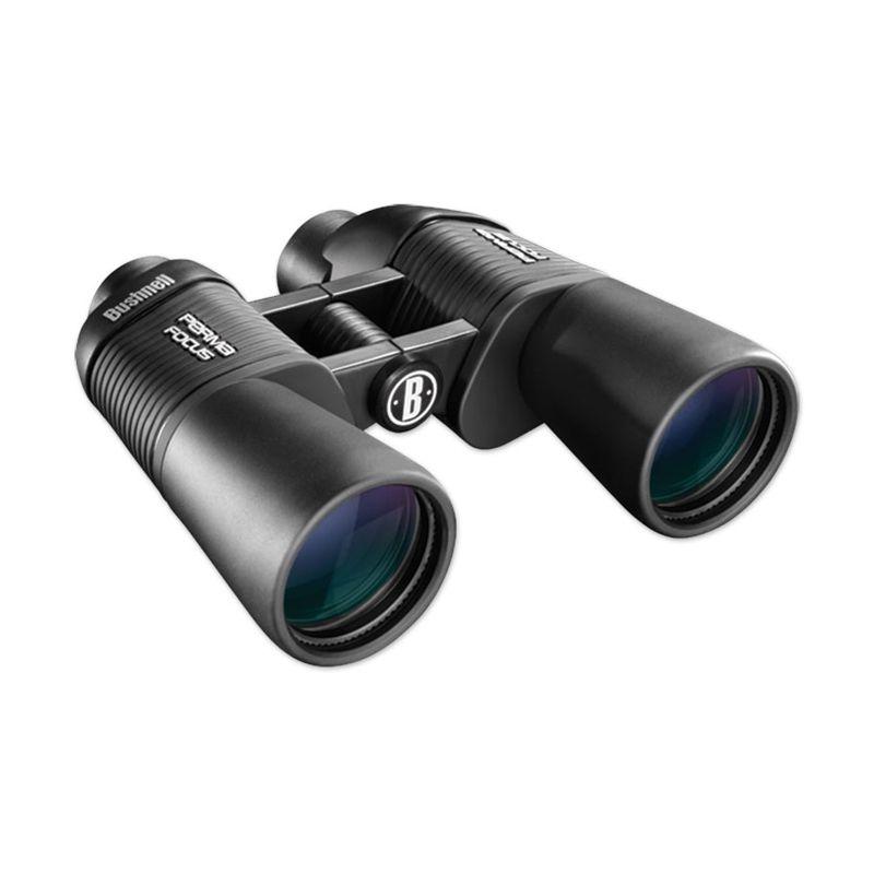 Bushnell Permafocus Porro Prism Black Binocular
