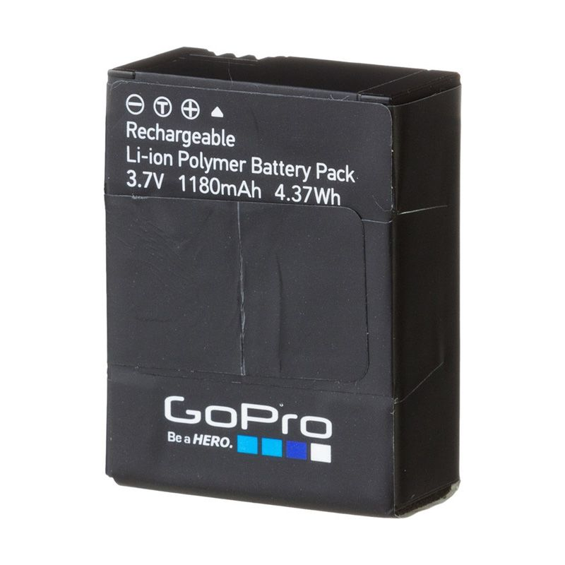 GoPro Rechargeable Battery Hero 3 or 3+ Baterai Kamera