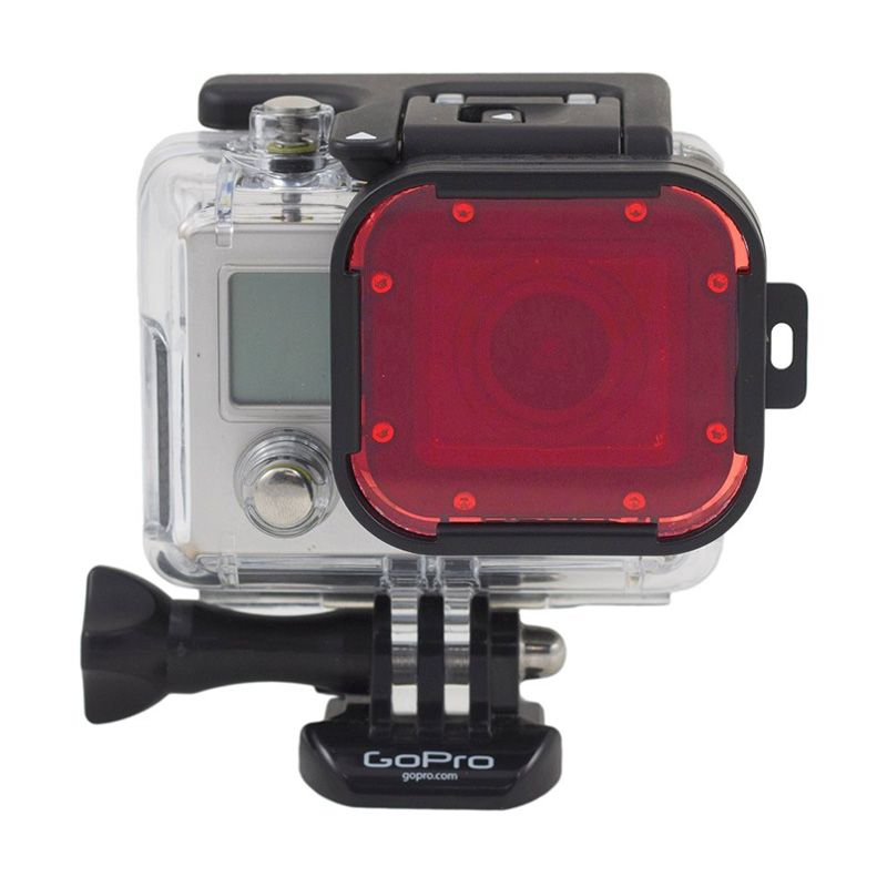 GoPro Red Lensa Filter for Dive Housing