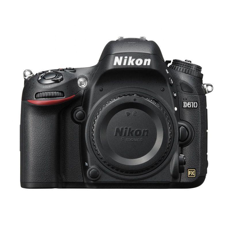 Nikon D610 Body Kamera DSLR