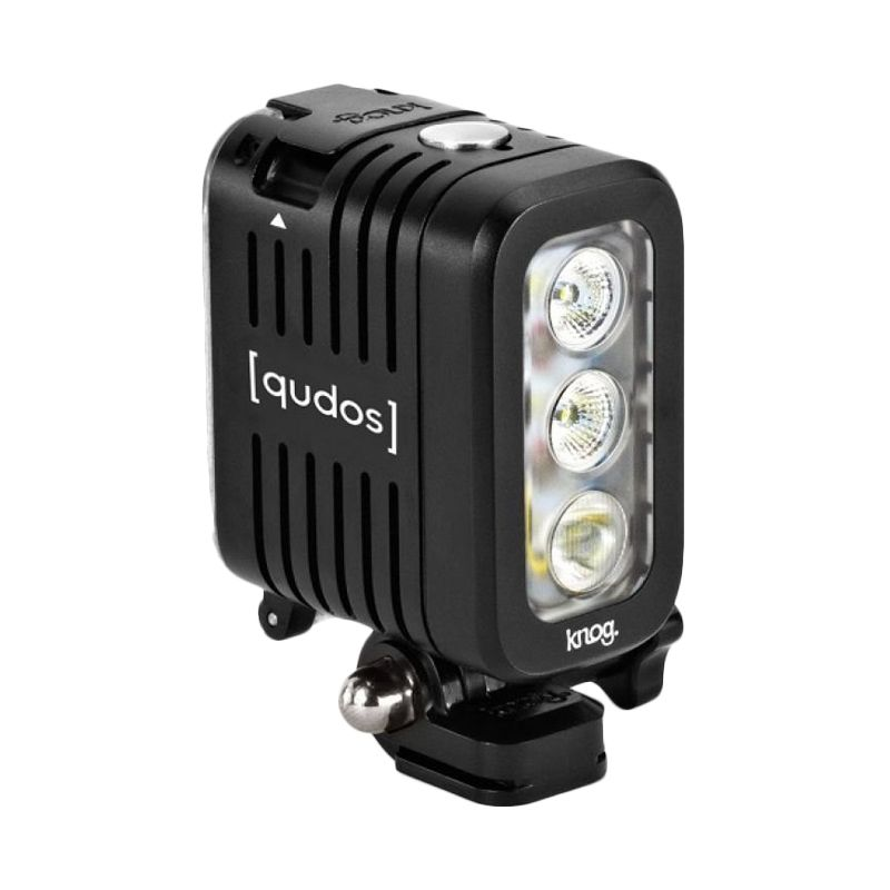 Knog Qudos Silver Camera Flash