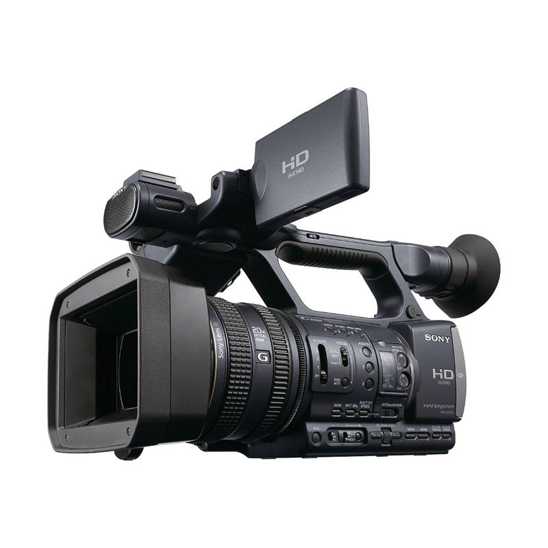 Sony HDR-AX2000E Kamera Video Profesional