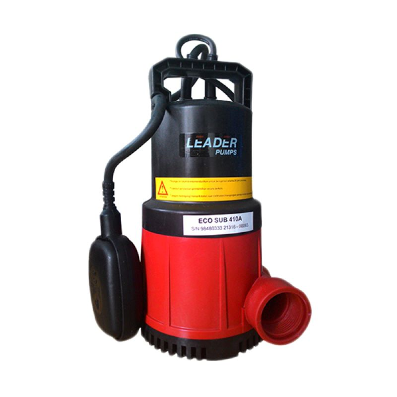 Leader Ecosub 410 A Pompa Celup