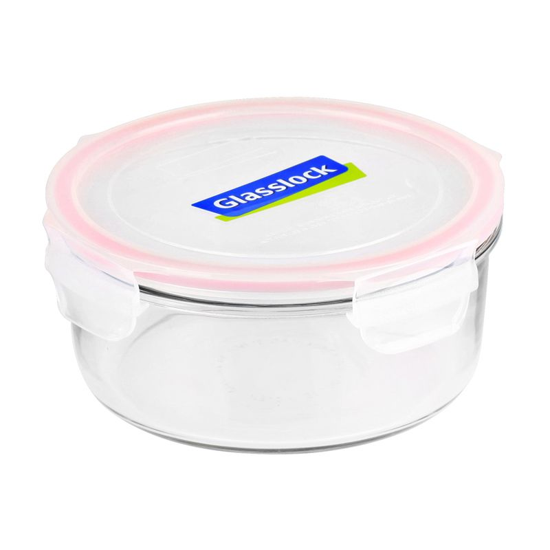 Glasslock Round RP524 Kotak Makan [720 mL]