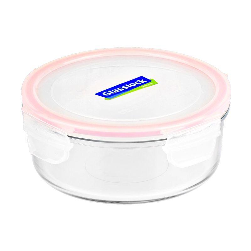 Glasslock Round RP536 Kotak Makan [950 mL]