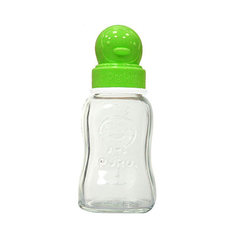 PUKU P10172 Green Botol Susu [150 cc]