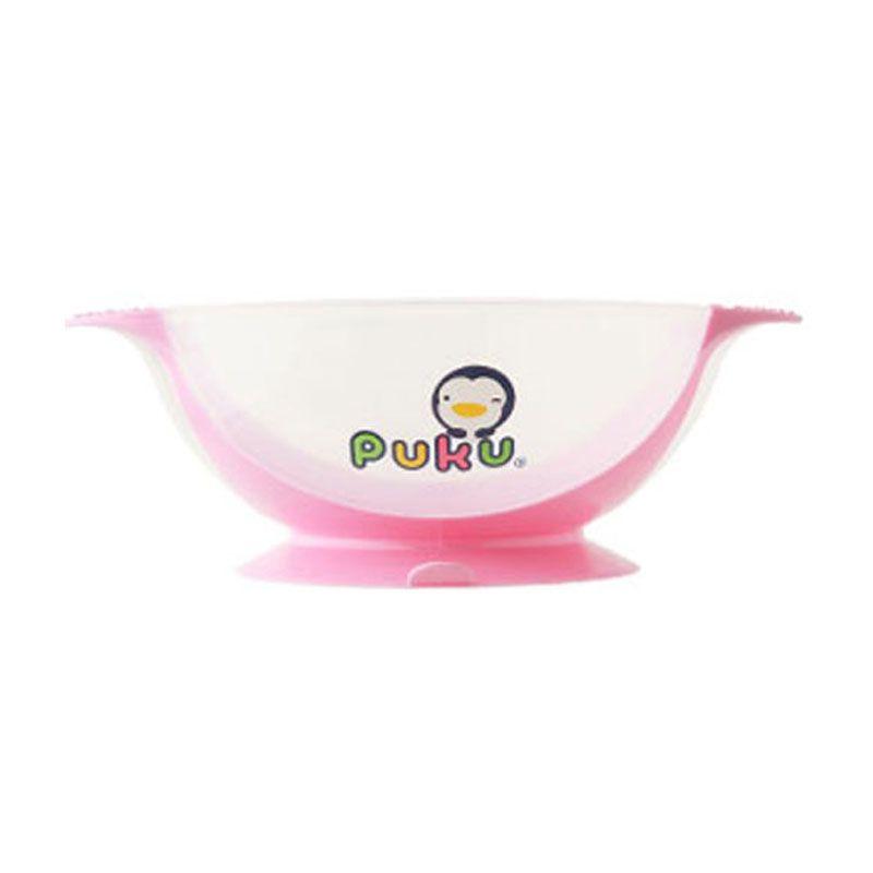Puku P14311 Pink Mangkuk Bayi