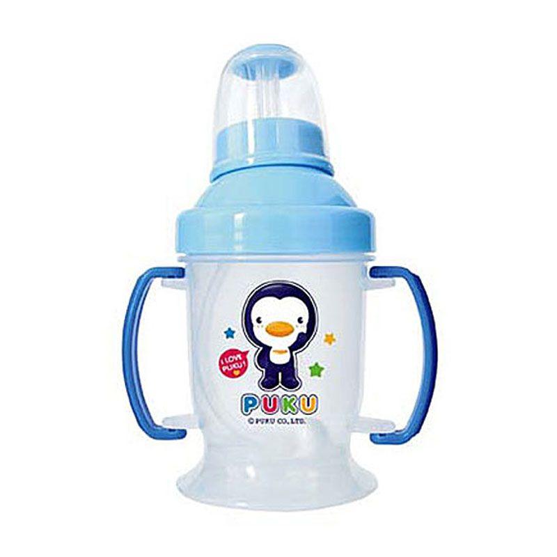 PUKU P14704 Biru Baby Training Cup [180 cc]