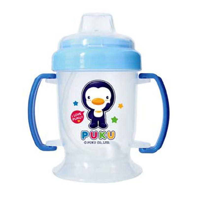 PUKU P14711 Biru Baby Training Cup [180 cc]