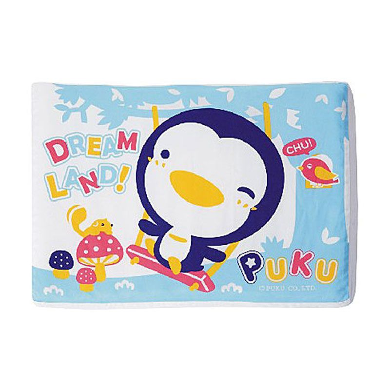 PUKU P33120 Latex Biru Bantal Bayi