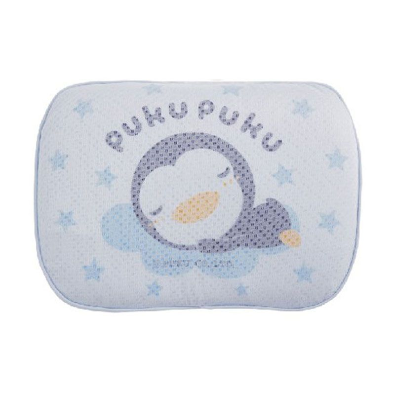 PUKU P33123 Latex Biru Bantal Bayi