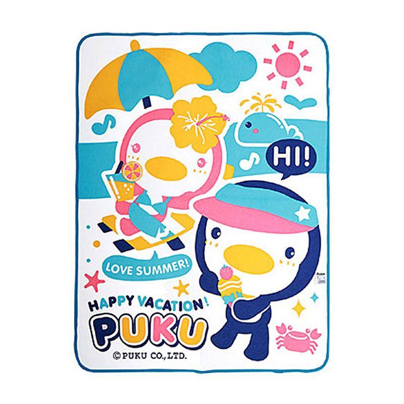 Puku Baby Waterproof P33200 Biru Alas Ganti Popok