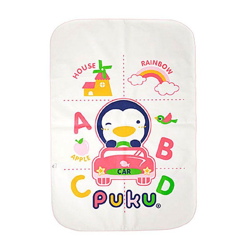 Puku Baby Waterproof P33201 Pink Alas Ganti Popok