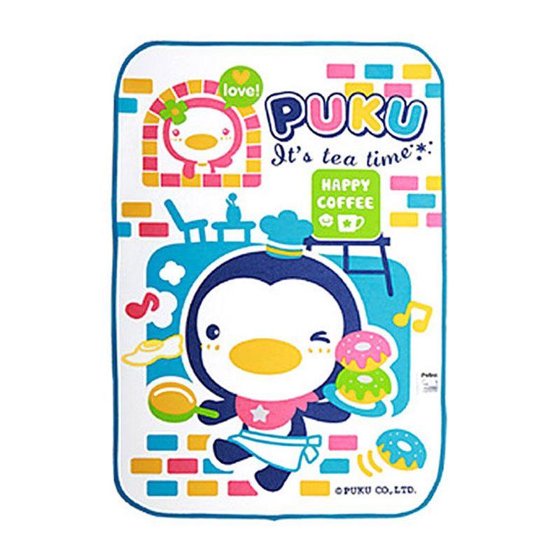 PUKU Baby Waterproof P33202 Biru Alas ganti Popok