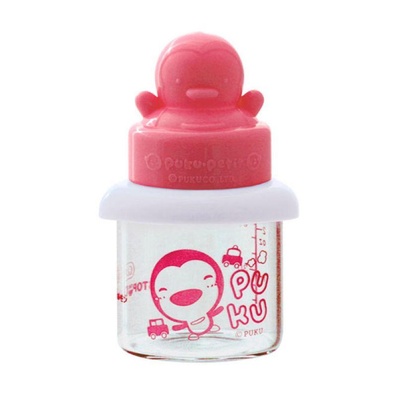 PUKU P10182 Pink Botol Susu [60 cc]