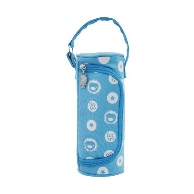 Puku Zip Side P11407 Blue Bottle Warmer