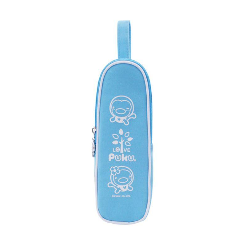 Puku Zip Top P11405 Blue Bottle Warmer