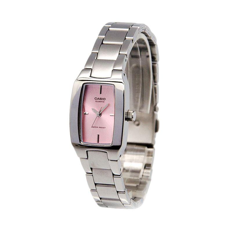 Casio Casual LTP-1165A-4C Pink Jam Tangan Wanita