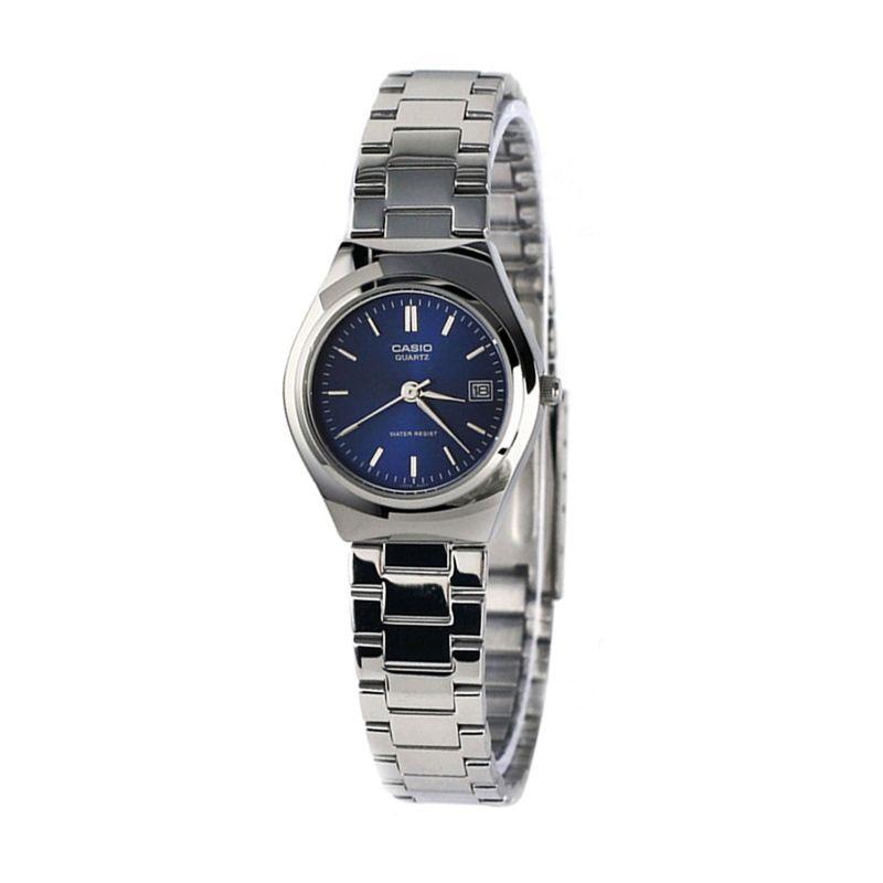 Casio Casual LTP-1170A-2A Blue Jam Tangan Wanita