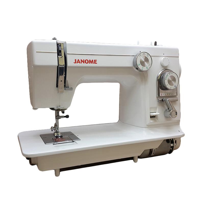 Janome 808A Mesin Jahit Semi Industri [Flatbed]