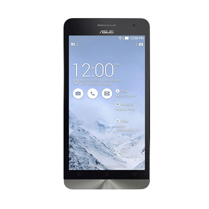Asus Zenfone 6 [A600CG] White Smartphone
