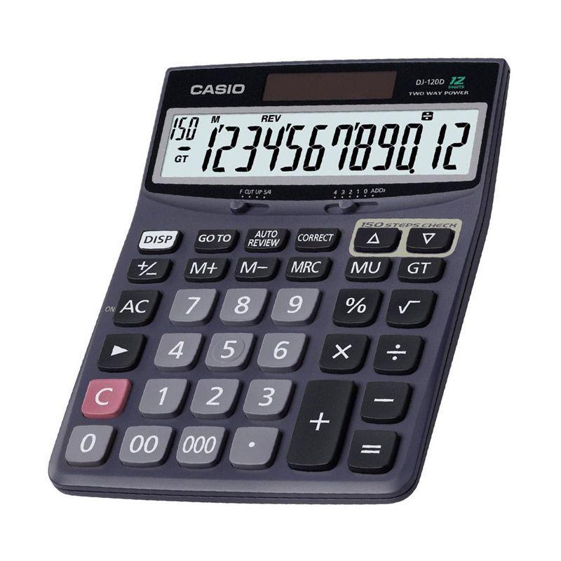 Casio DJ-120 Kalkulator