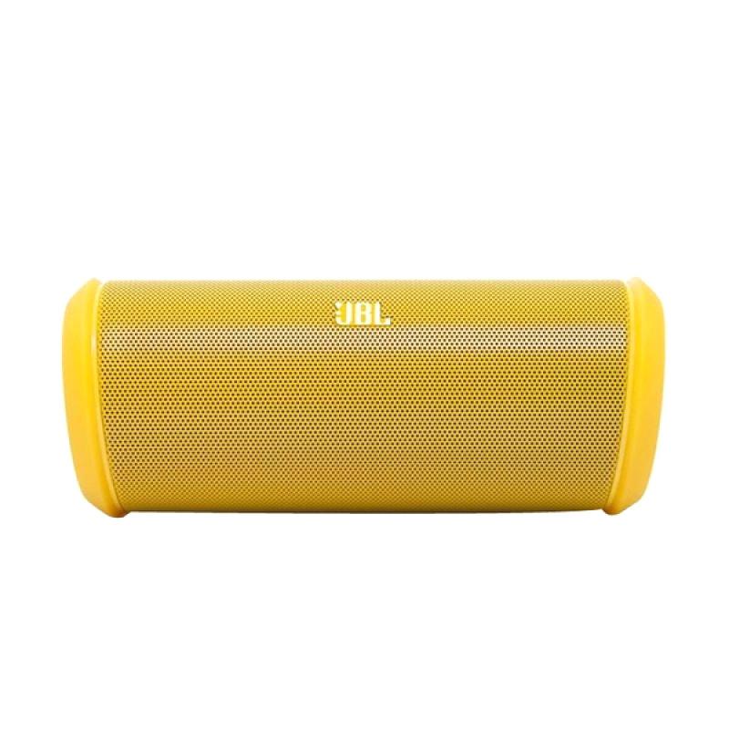harga JBL Flip 2 Wireless Speaker - Yellow Blibli.com