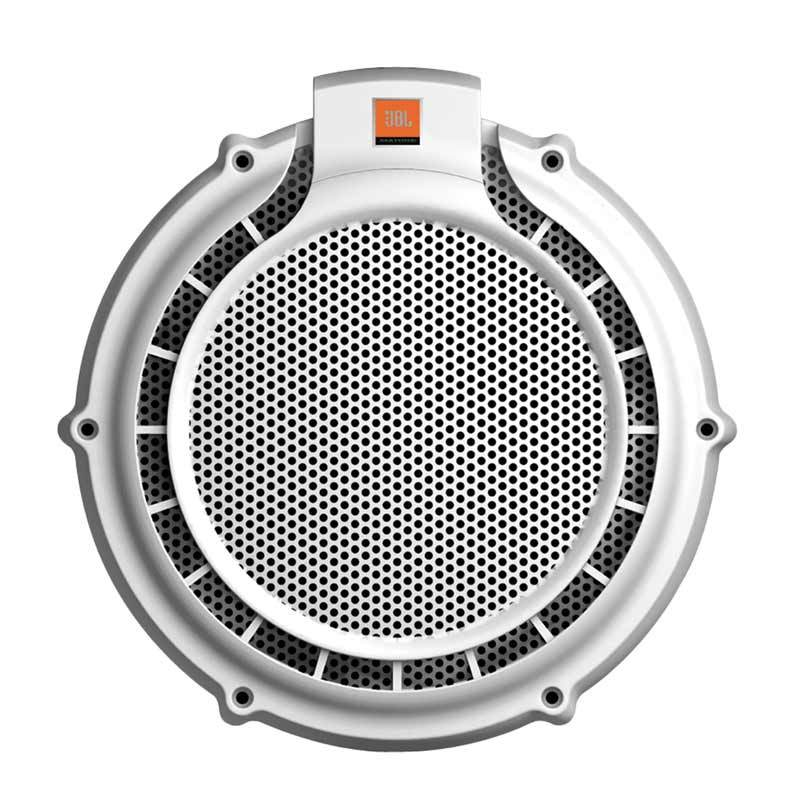 JBL MPS1000 Marine Amplified Bass System and Subwoofer Enclosure [10 Inch]