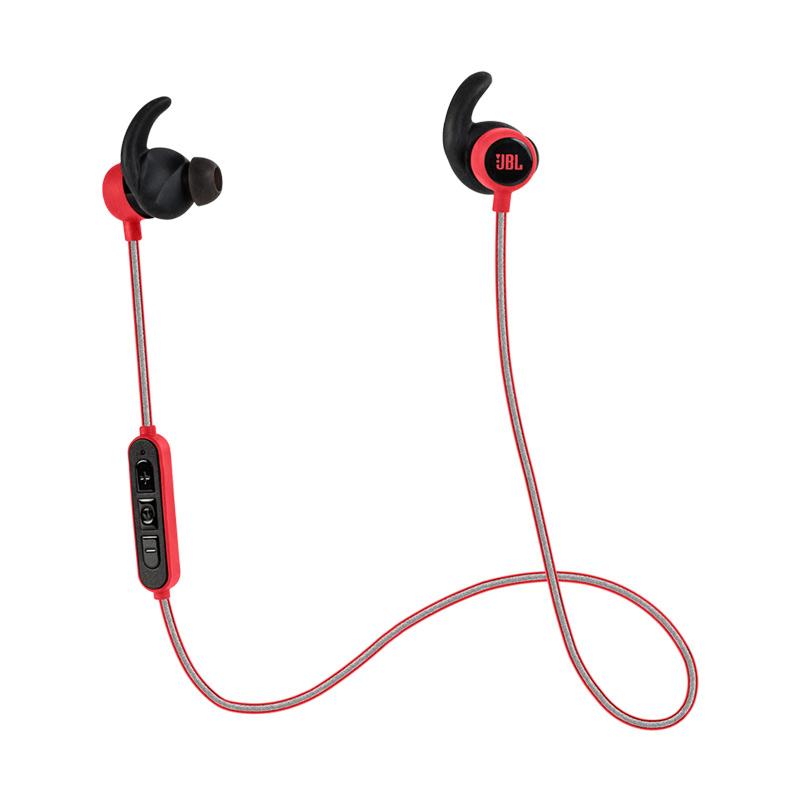 JBL Reflect Mini BT Earphone - Merah