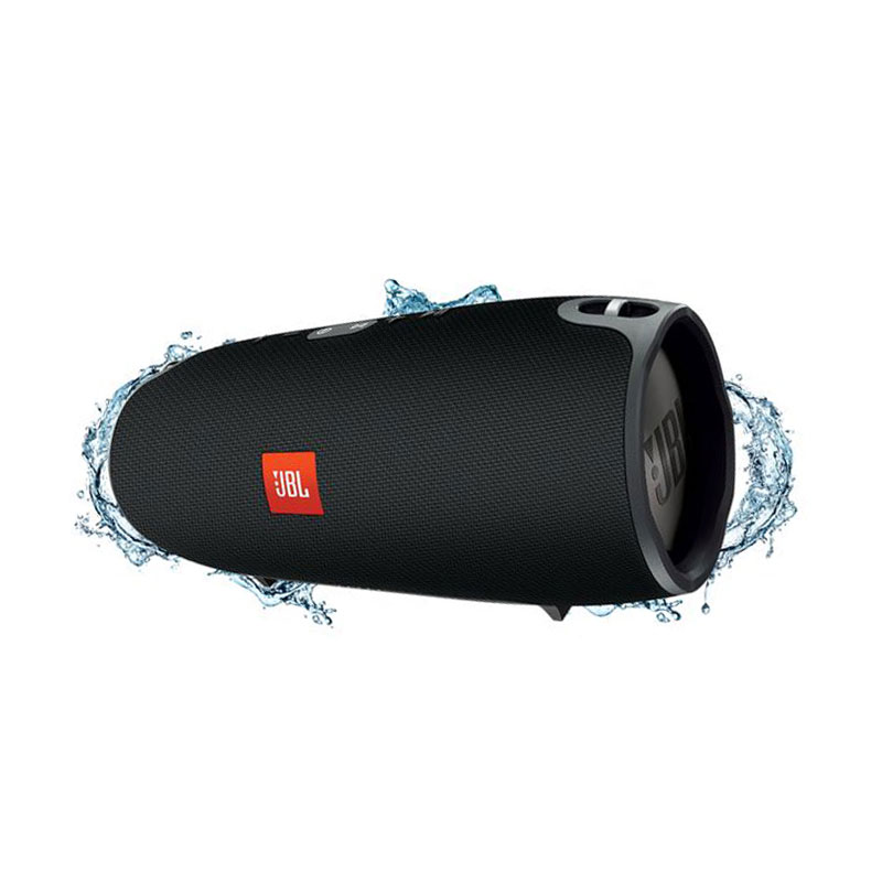 JBL Xtreme Portable Hitam Bluetooth Speaker