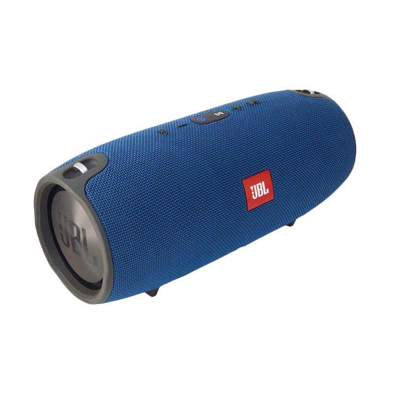 JBL Xtreme Portable Bluetooth Speaker - Biru