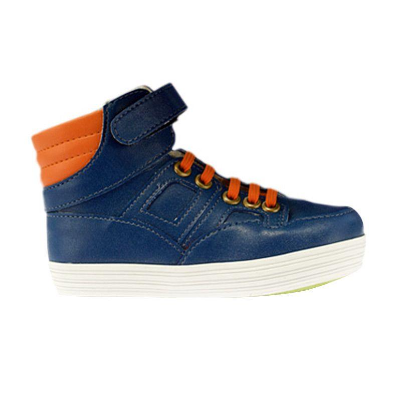 JD Kids JD Active Blue Sepatu Anak
