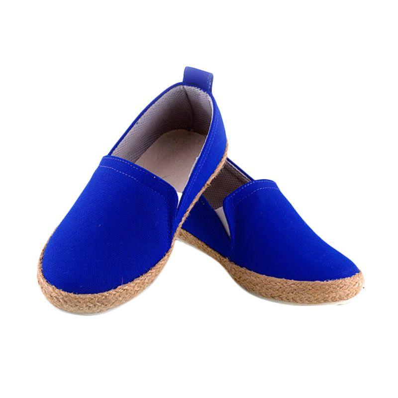 JD Kids JD Basic Blue Sepatu Anak