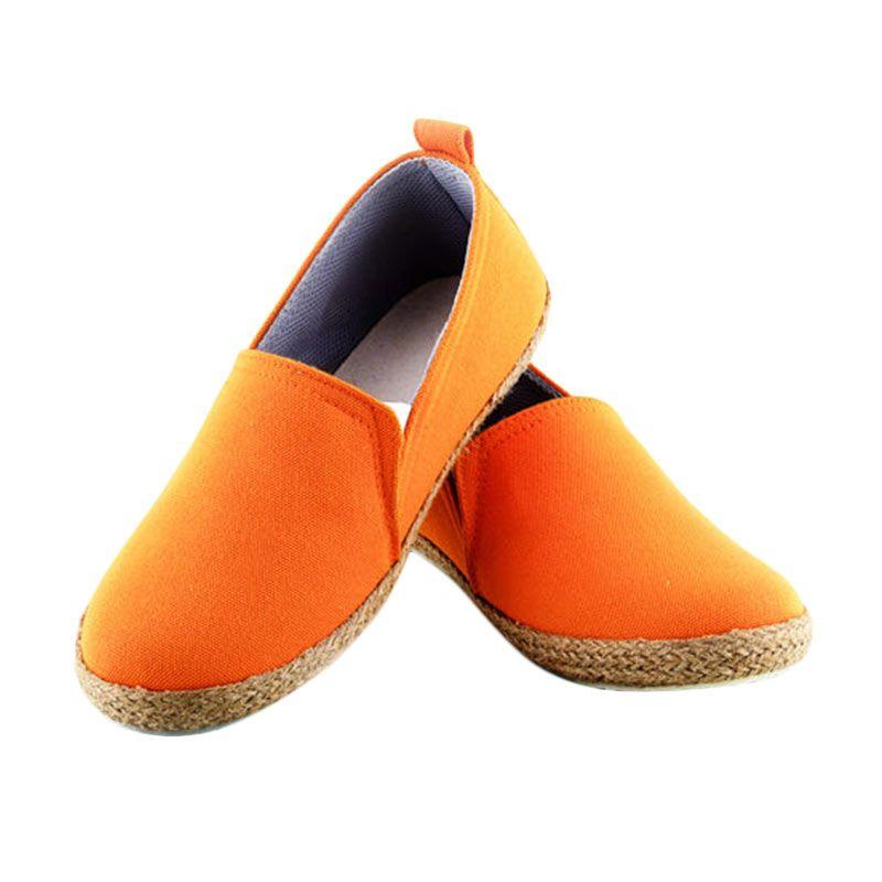 JD Kids JD Basic Orange Sepatu Anak