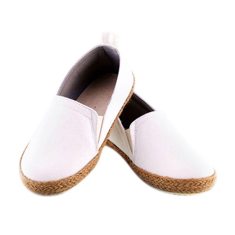 JD Kids JD Basic White Sepatu Anak