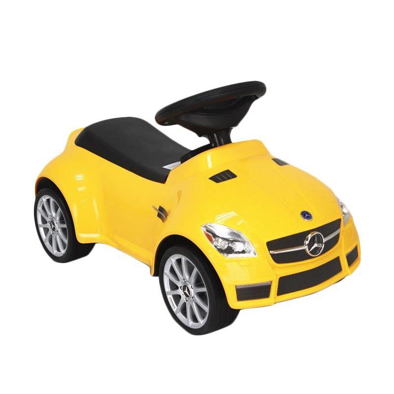 Rastar Mainan Mobil Anak Mercedez Cars Kuning - Area Surabaya, Solo, Bandung, Semarang