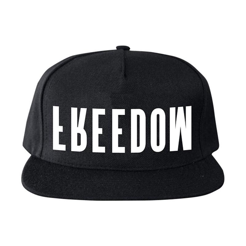 Jual Jersi Clothing Snapback Freedom Topi Online - Harga   Kualitas  Terjamin  6fca40a5e3