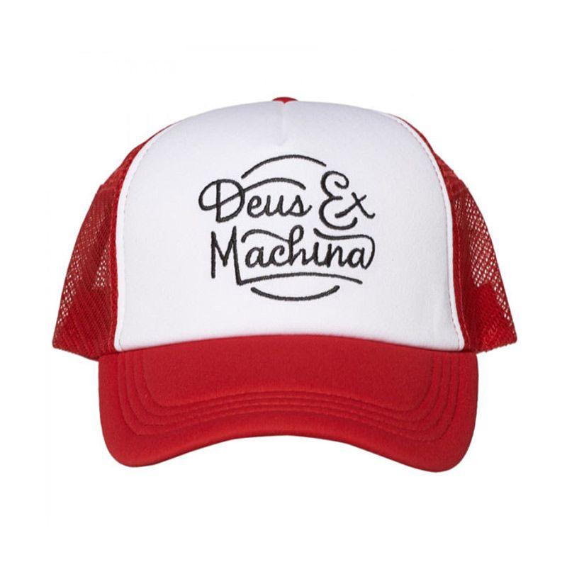 Jersiclothing Mesh Trucker Deus ex Machina