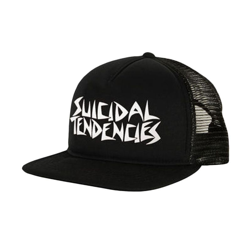 JersiClothing Mesh Trucker Suicidal Tendencies Topi